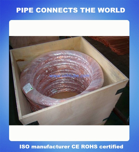 Capillary Copper Tube For Air Conditioner