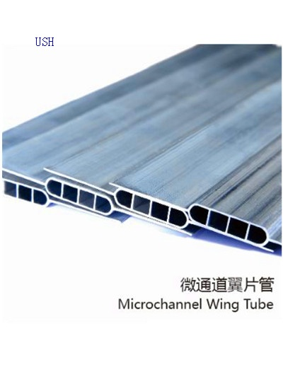 Micro Channel Flat Aluminum pipe