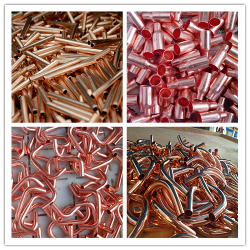 Copper pipe assembly,copper pipe components
