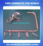Copper Pipe bend assembly USH09